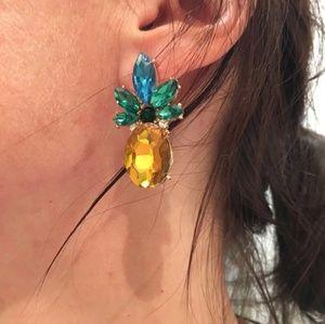 Jewelry - 🍍🔥5 for $25🔥 Pineapple Earrings!🍍